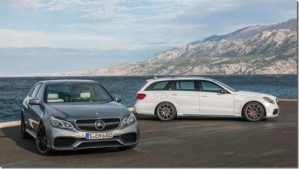 Mercedes-Benz E 63 AMG (W 212) Facelift 2013, E 63 AMG 4MATIC S-Modell (S 212) Facelift 2013